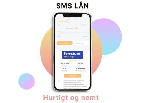 sms lån hurtig og nemt